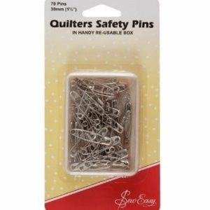 ER304 Quilters Safety Pins
