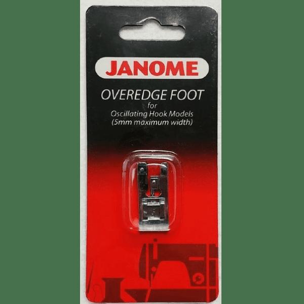 Overedge Foot