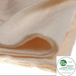 Sew Simple Cotton Bamboo Wadding