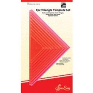 Triangular Template Set