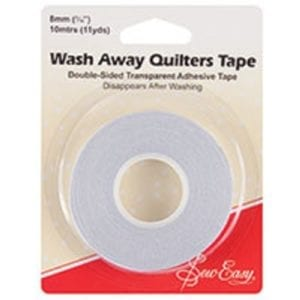Wash-Away Quilters