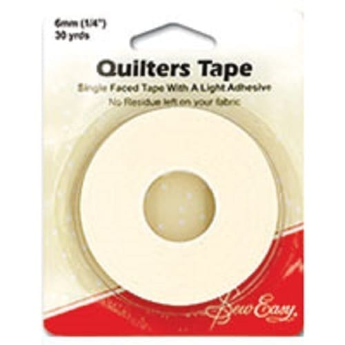 Quilters Tape