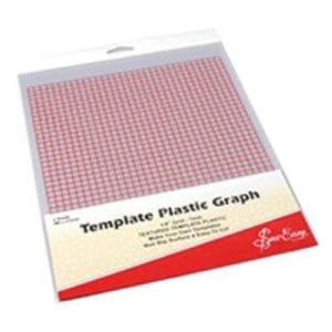 ER397 Plastic Template