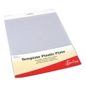 Plastic Template