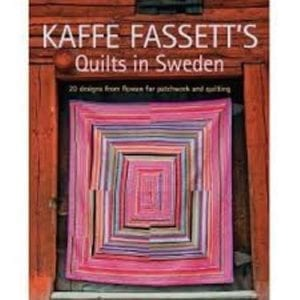 Kaffe Fassett Quilts in Sweden