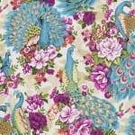 TX8336-2 Peacock Fabric Freedom