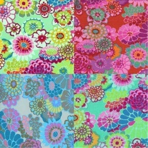 GP89 Asian Circles, Kaffe Fassett Classics