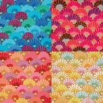 GP144 Thousand Flowers, Kaffe Fassett