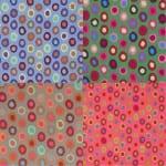 BM15 Rings, Brandon Mably, Kaffe Fassett Collective