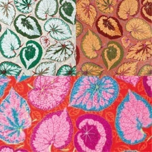 PJ70 Big Leaf, Philip Jacobs, Kaffe Fassett Collective
