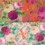PJ53 Gradi Floral, Philip Jacobs, Kaffe Fassett Collective