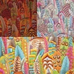 PJ55 Feathers, Philip Jacobs, Kaffe Fassett Collective