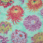 PJ56 Floating Mums, Philip Jacobs, Kaffe Fassett Collective