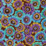 PJ57 Painted Daisy, Philip Jacobs, Kaffe Fassett Collective