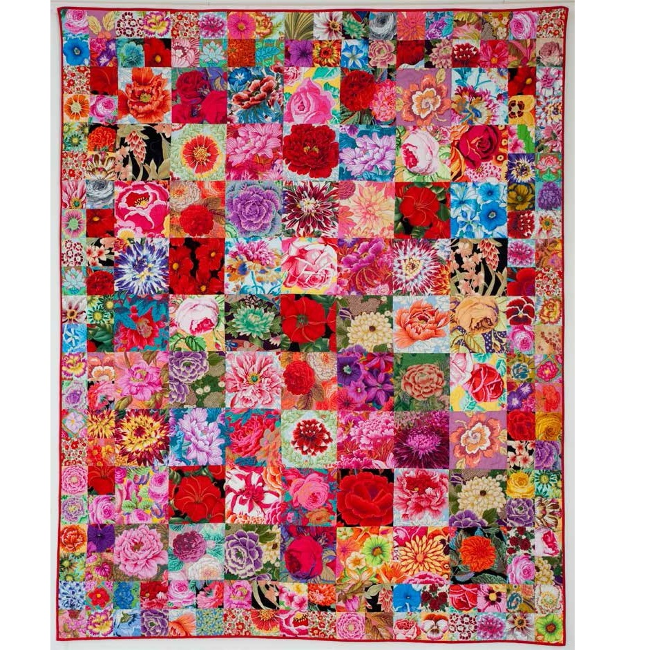 Image result for kaffe fassett quilts