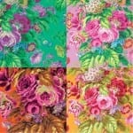 PJ75 Floral Delight, Philip Jacobs, Kaffe Fassett Collective
