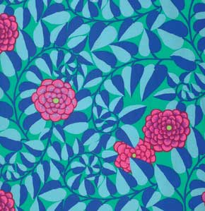 Kaffe Fassett Collective Vine : GP151 Emerald