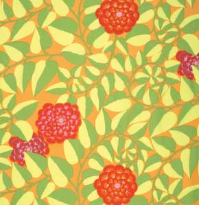 Kaffe Fassett Collective Vine : GP151 Gold