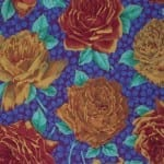 PJ77 Rose Bloom, Philip Jacobs, Kaffe Fassett Collective
