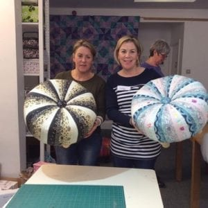 Tuffets at Lady Sew and Sew