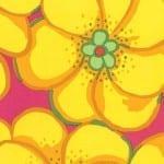 BM56 Yellow Elephant Flower