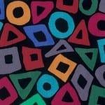 BM57 Black Puzzle
