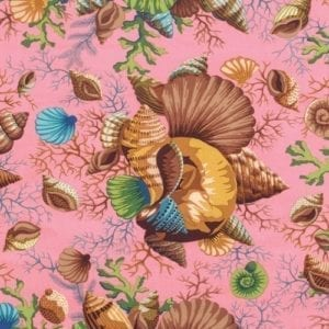 PWPJ088.BROWN, Kaffe Fassett