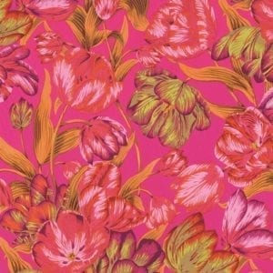 PJ89 Tulip Extravaganza, Philip Jacobs, Kaffe Fassett Collective