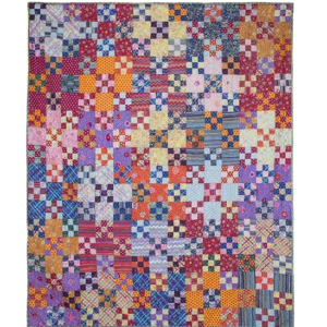 Battenberg, Quilts in Ireland