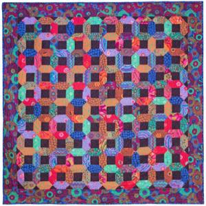 Byzantine Lozenges, Quilts in Ireland