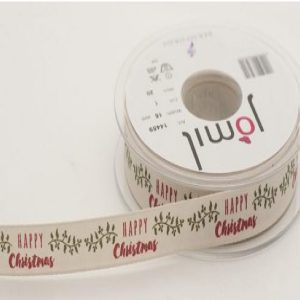 Christmas Ribbons & Buttons