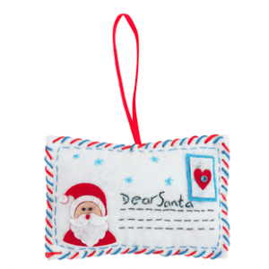 Felt Decoration Kit: Letter To Santa - GCK026