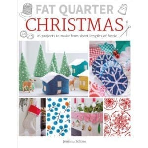 Fat Quarter Christmas - Jemima Schlee