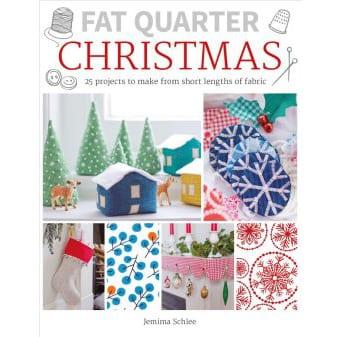 Fat Quarter Christmas - Jemima Schlee