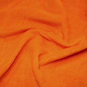 Florescent Orange Fleece