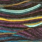 Stretch Wool Mix - Blue