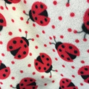 C7712 - Ladybird - Cuddle Fleece