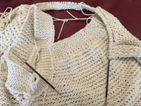 Knitting Finishing Workshop