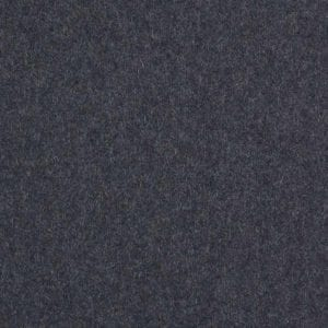 Plain Wool Blend - Charcoal