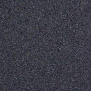 Plain Wool Blend - Charcoal