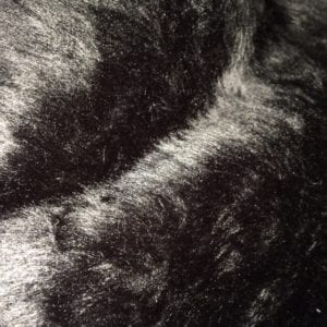 ES011BLK - Black Fur