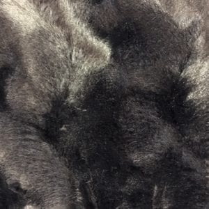 Soft Black Fur