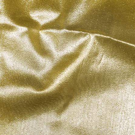 ES023L - Gold Nylon Metallic Paper Lame