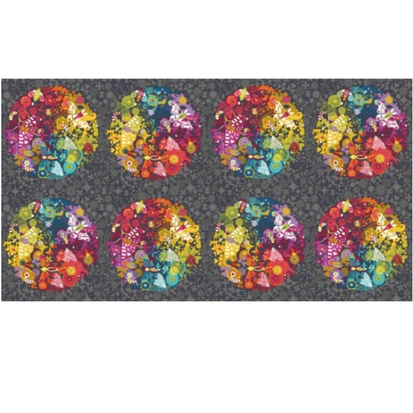 2/7864C Art Theory Charcoal Panel Remix
