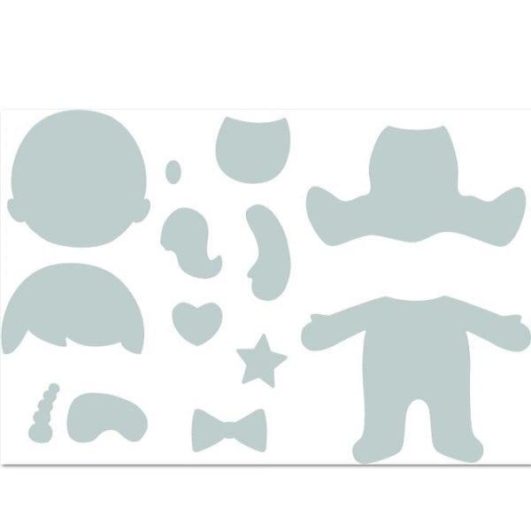 662629 Baby - Sizzix Die