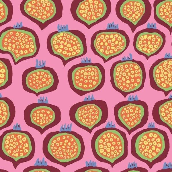 PWBM067.Pink Pomegranate Brandon Mably