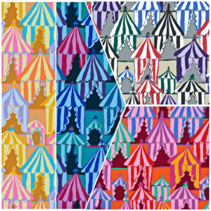 BM66 Glamping Brandon Mably Kaffe Fassett Collective