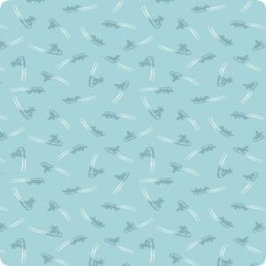 C37.3 sleigh ride on icy blue