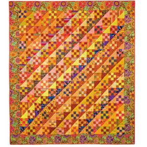 Autumn kaffe fassett quilts in america
