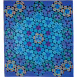 Bold Hexagons Kaffe Fassett, Quilts in America
